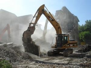 Managing demolition waste for ISO 14001