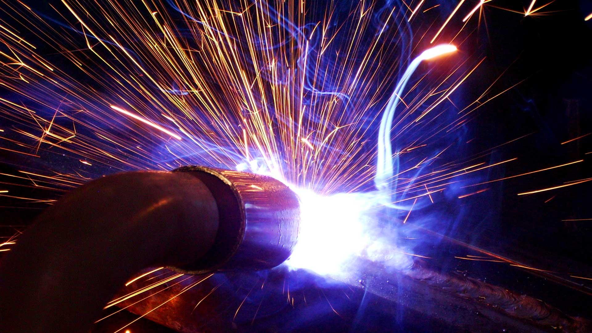 Engineer MIG welding to ISO 3834